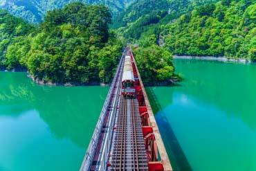 Oigawa Railway(Shizuoka)