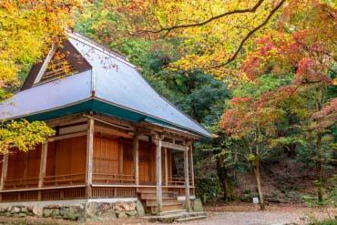 鸡足寺(滋贺、琵琶湖)