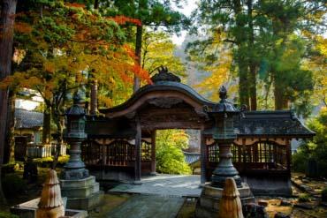 Eiheiji Temple / Kuil Eiheiji