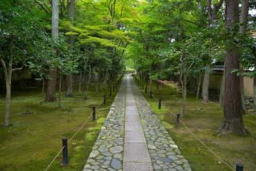 Ngôi chùa Rokuo-in