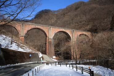 Usui third bridge	(Gunma)