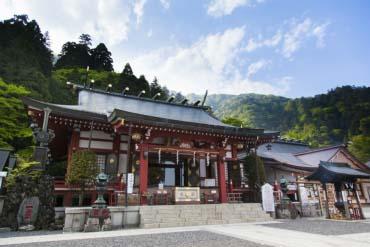 Ohyama Afuri Shrine / Kuil Ohyama Afuri