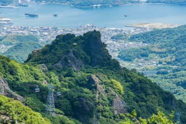 Hẻm núi Kaneda(Kagawa)