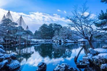 兼六園の絶景|ZEKKEI Japan
