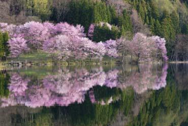 Lake Nakatsuna(Nagano)