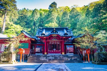 箱根神社(箱根)