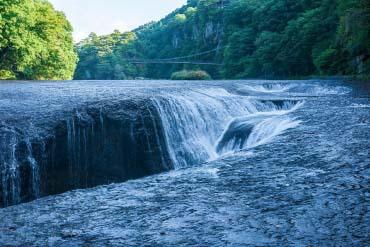 Fukiware-no-taki Falls(Gunma)
