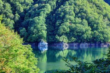 奥只见湖(新泻)