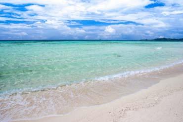 Hatenohama Beach(Okinawa)