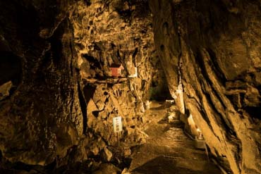 Nippara Limestone Caves(Tokyo)