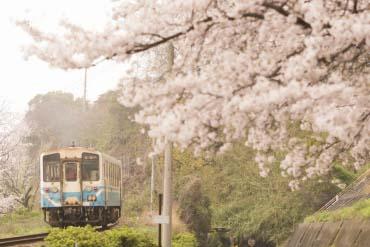 Shimonada Station(Ehime)
