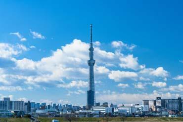 Tokyo Skytree(Tokyo)
