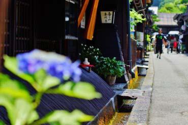 Khu phố cổ Takayama(Hidatakayama)