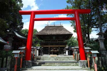 Aoi Aso Shrine