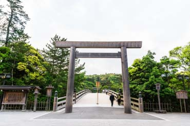 Ise Grand Shrine(Mie)