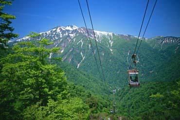 Mt. Tanigawa(Gunma)