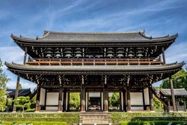 Tofuku-ji Temple(Kyoto)
