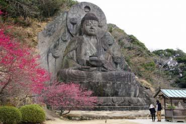 Nihonji Temple, Nokogiriyama kogiriyama (Chiba)
