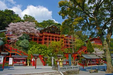 Yutoku Inari Shrine(Saga)