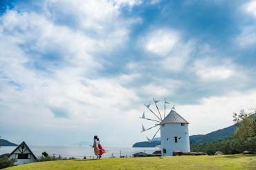 Shodoshima Olive Park(Kagawa)