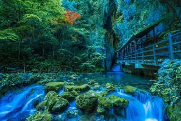 Hang động Akiyoshido