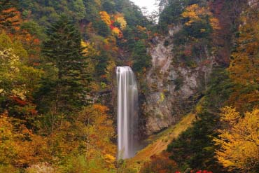Hirayu Great Falls(Gifu)