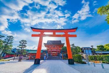Đền thờ Fushimi Inari(Kyoto)