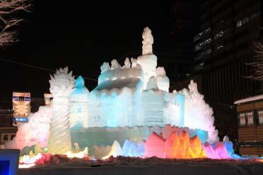 札幌冰雪节(札幌·小樽)
