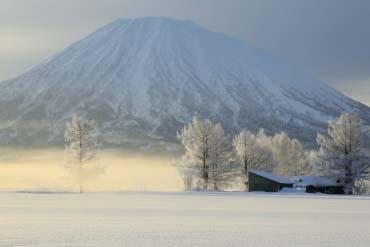 Mt. Yotei(Hakodate)