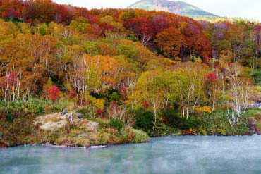 Jigokunuma Pond (Hell Pond)(Aomori)