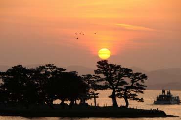 宍道湖(岛根)