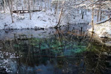 神の子池(北海道その他)