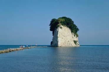Mitsukejima Island(Ishikawa)