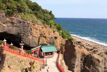 Udo-jingu Shrine(Miyazaki)