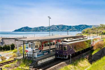 Sanriku Railway(Iwate)