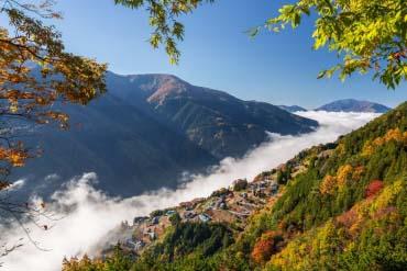 Shimoguri-no-sato (Shimoguri Village)(Nagano)