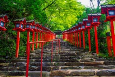 Kifune Shrine / Kuil Kifune(Kyoto)
