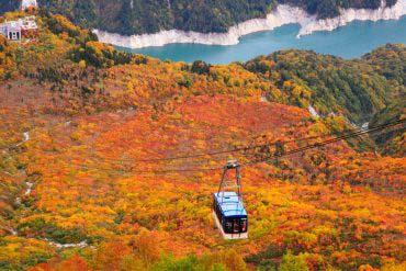 立山纜車(富山・黑部・立山)