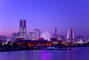 Khu đô thị Yokohama Minato Mirai