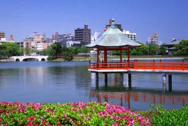 大濠公园(福冈、博多)