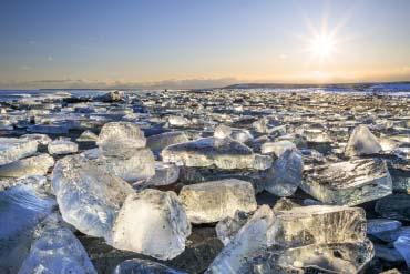 Jewelry Ice(Other Areas of Hokkaido)