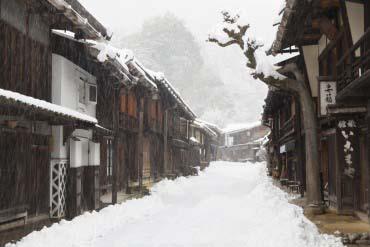Suối nước nóng Ginzan (Nagano)