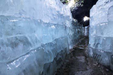 Narusawa Ice Cave