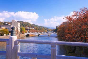 Cây cầu Nakano-hashi