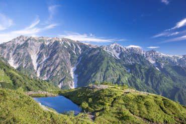 Hồ Happo(Nagano)