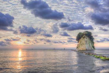 Pulau Mitsukejima(Ishikawa)