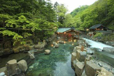 Takaragawa Onsen(Gunma)