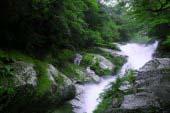 白谷云水峡