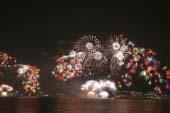 琵琶湖大型花火大會