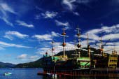 Hakone Pirate Ship